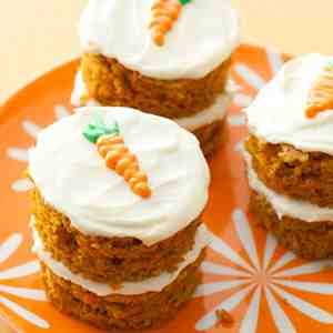 Tea Time, carrot cake