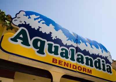 Excursión aqualandia