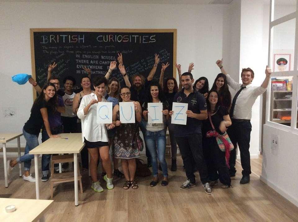 Curso academia inglés 2017