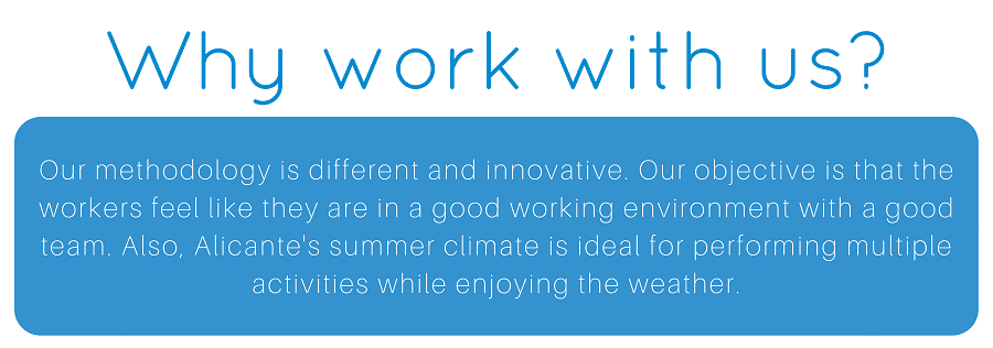 summer jobs in spain work with us