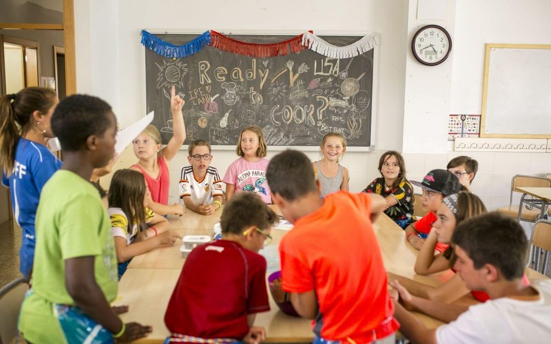 Por qué las actividades de inglés para niños son imprescindibles en el aprendizaje