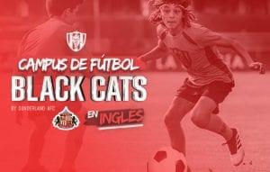 Campus de fútbol en inglés (Alicante y Asturias)