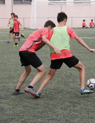 Campus de Fútbol en Valencia Black Cats (1)