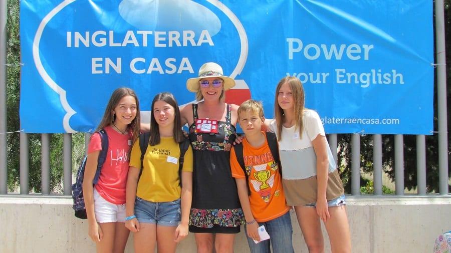 Campamento Verano Inglés, el trinomio que mejor define la estación estival para tus hijos