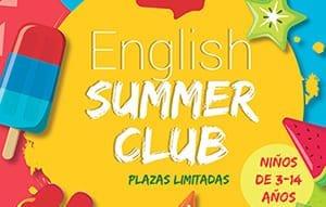 English Summer Club