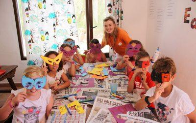 Por qué apuntar a tus hijos a campus de inglés en España este verano