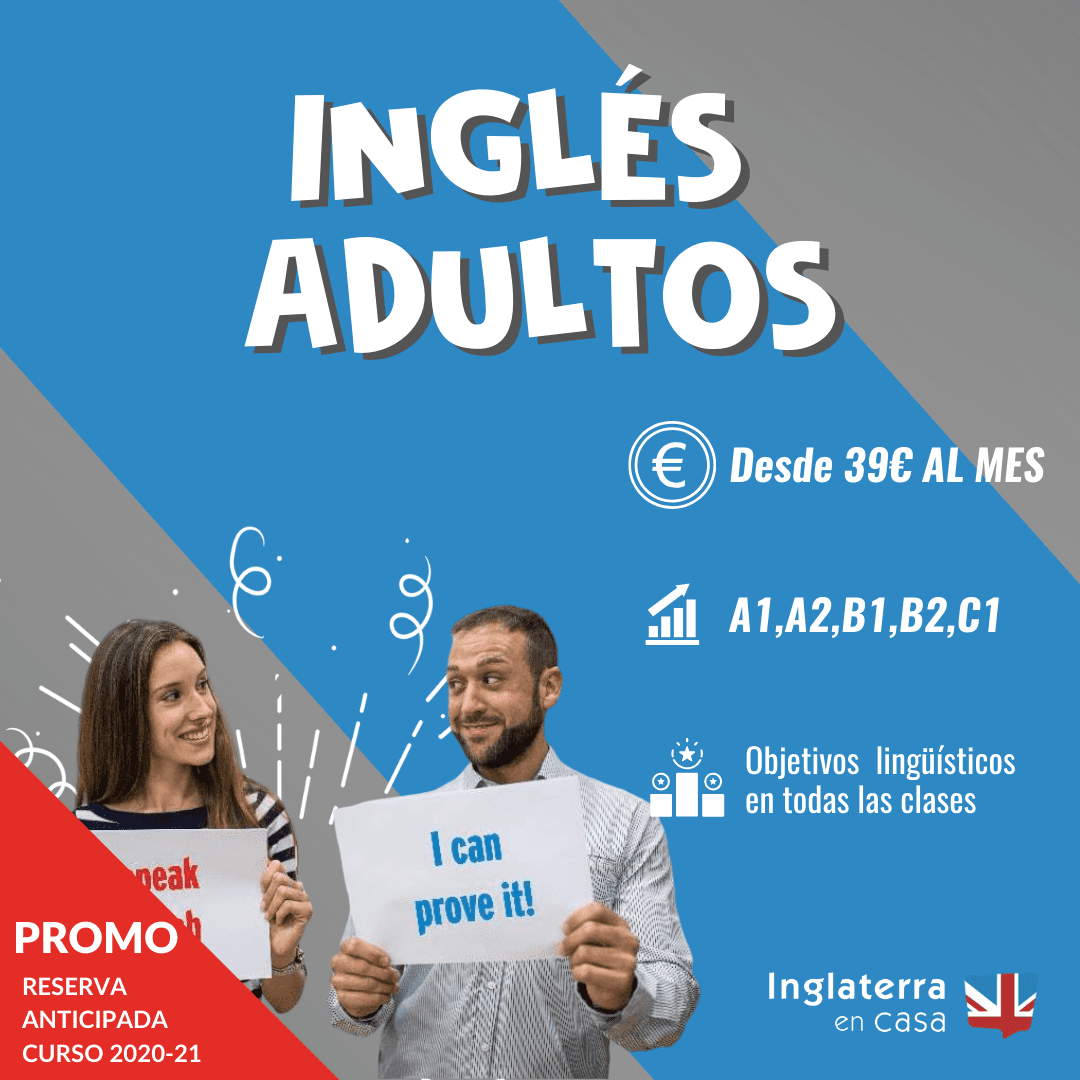 Clases de ingles para adultos en Valencia