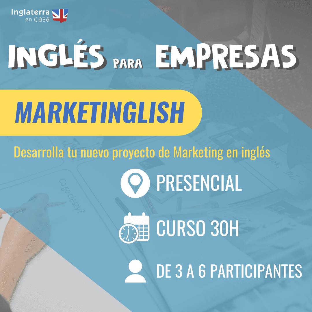 marketing en inglés para empresas
