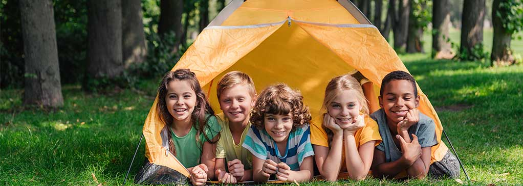 Campamento en inglés para niños de 6 a 12 años