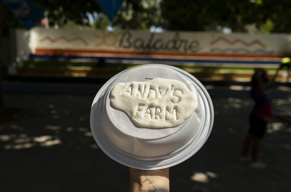 ¡Último día completo en Andy's farm 2021!