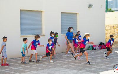 LUNES 12 DE JULIO. INICIAMOS LA SEGUNDA SEMANA DE LA SUMMER SCHOOL BENISSA.